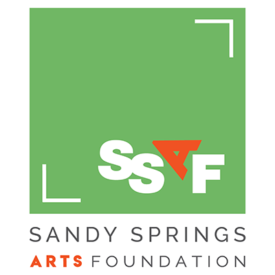 Sandy Springs Arts Foundation Logo - Event Sponsor